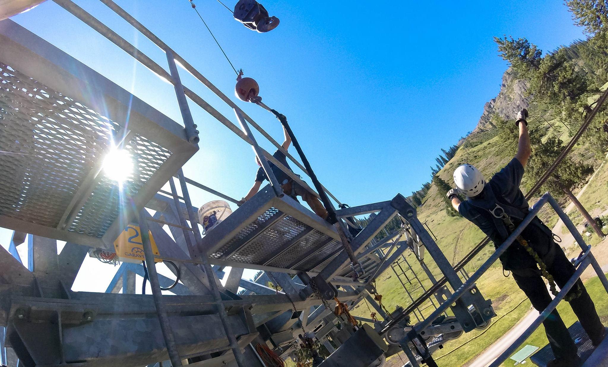 new lift at Squaw