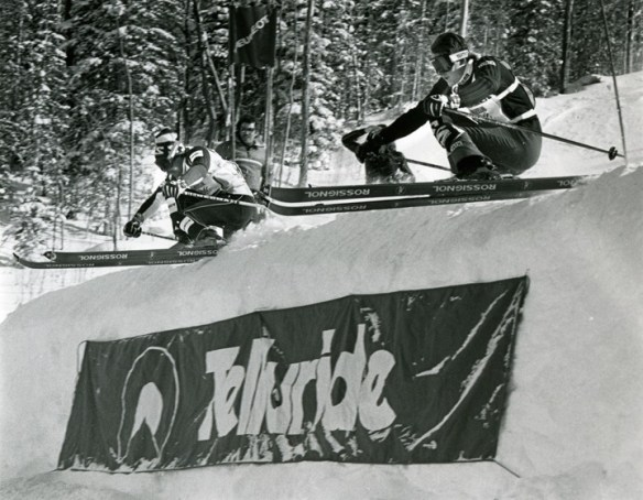 Telluride skiing 1970s