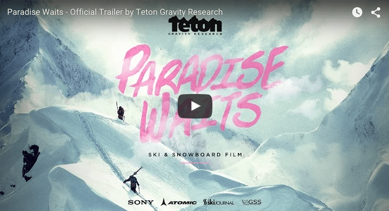 TGR Paradise Waits