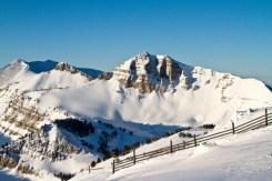 Jackson Hole Rendezvous Mountain