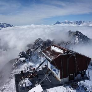 Vebier snow, october snow in Europe, october snow in alps