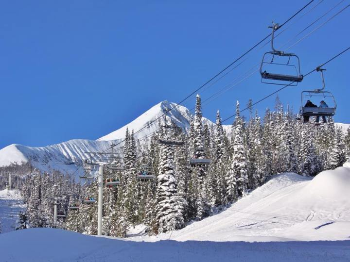 Big Sky early opening day