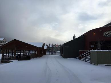 Keystone new snow