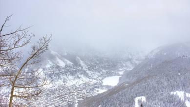 Telluride winter storm