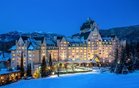 The full-service, ski in ski out Fairmont Chateau is great for first-time vacationers to Whistler because it takes the guesswork out of a lot of the details.