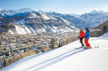 Telluride ski vacations