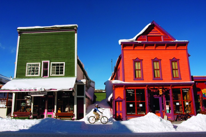 historic crested butte