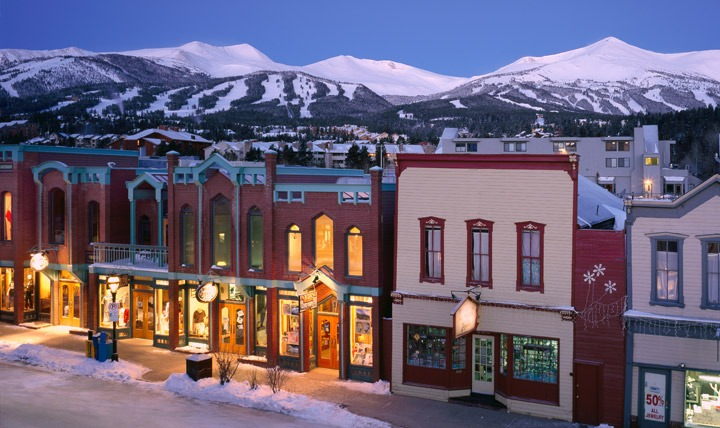 Breckenridge ski vacations