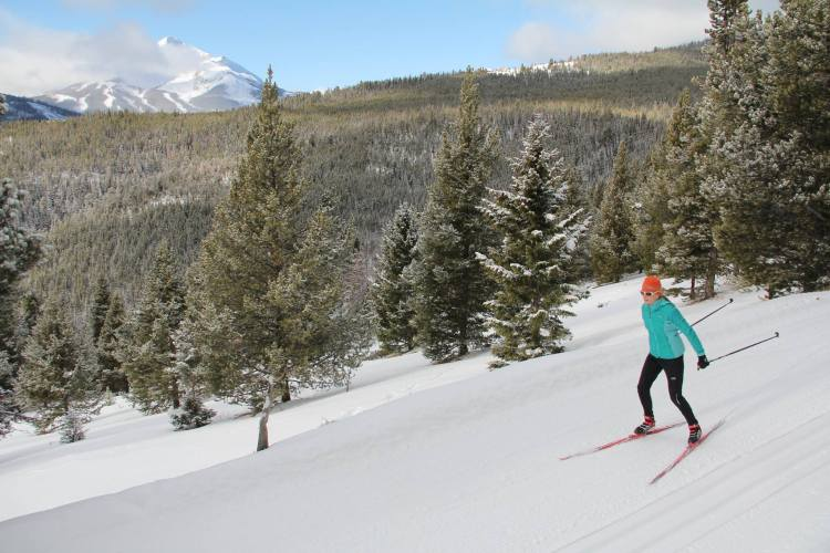 Lone Mountain Ranch Nordic, Big Sky Cross Country skiing