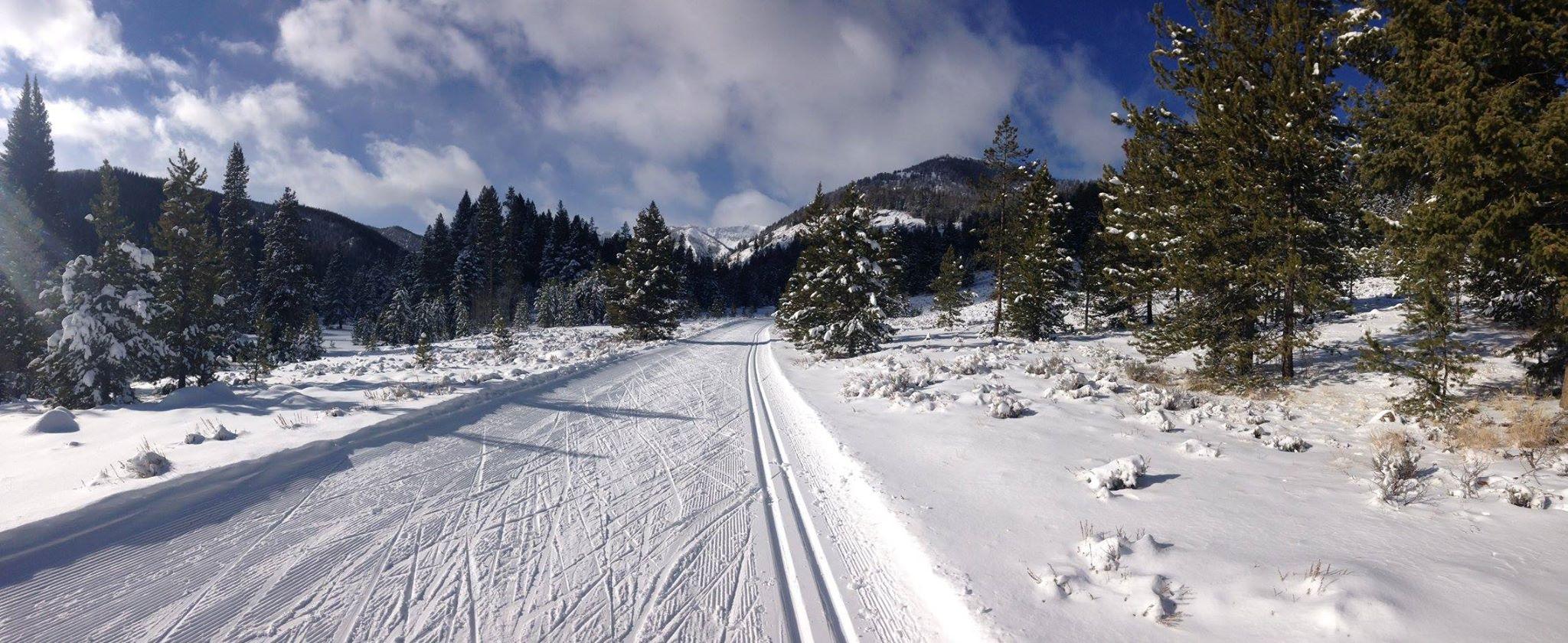 14 u.s. ski resorts with awesome cross country skiing