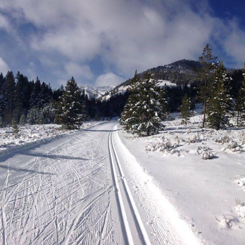Sun Valley Nordic skiing, Sun Valley cross-country ski