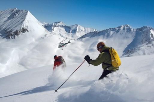 Telluride Helitrax, Telluride heli skiing