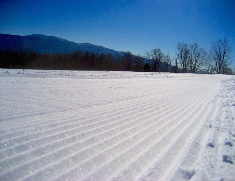 Trapp Family Lodge Nordic Skiing, Stowe cross country skiiing