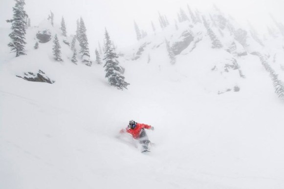 North Bowl Revelstoke