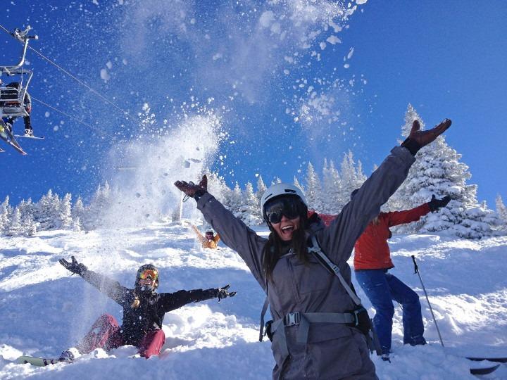 Telluride Women's Ski & Wellness Week 2017