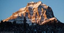 Castle Mountain Banff