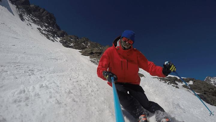 Powder skiing tips and tricks