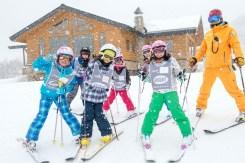 Kiroro ski school