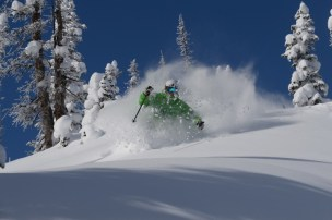 Steamboat is renowned for receiving abundant Champagne Powder®. | Photo: Steamboat Resort