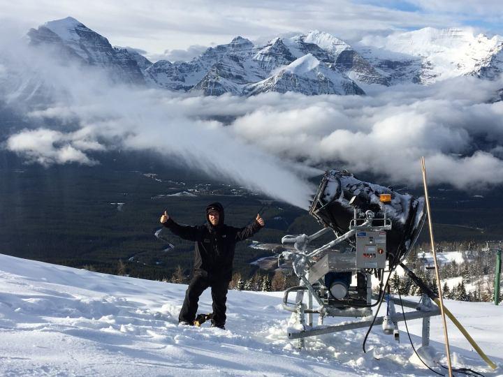 Best ski resorts for early season snow