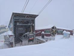 Engelberg Titlis snow
