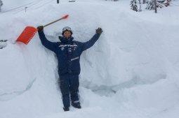 Northstar snow, Northstar snow report