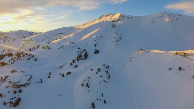 mammoth 2016-17 ski season