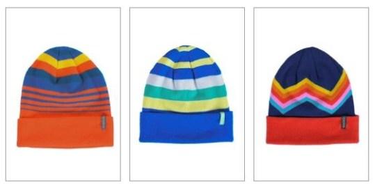 70s ski hat