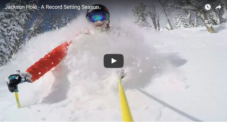 jackson hole season, jackson hole season recap video