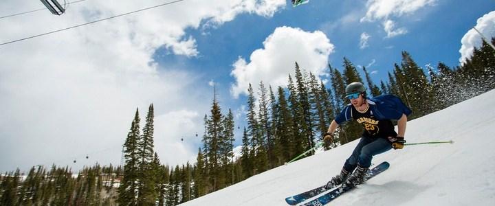 aspen mountain memorial day skiing, memorial day skiing in aspen