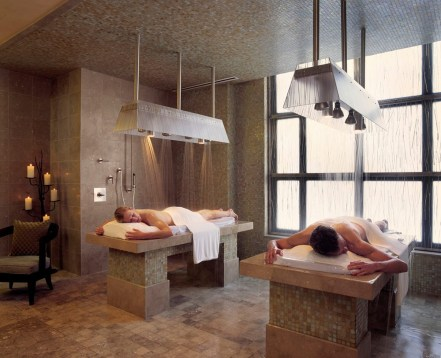 One of the many amazing treatments at the Allegria Spa. | Photo: Park Hyatt Beaver Creek