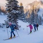 New uphilling policies at North American ski resorts