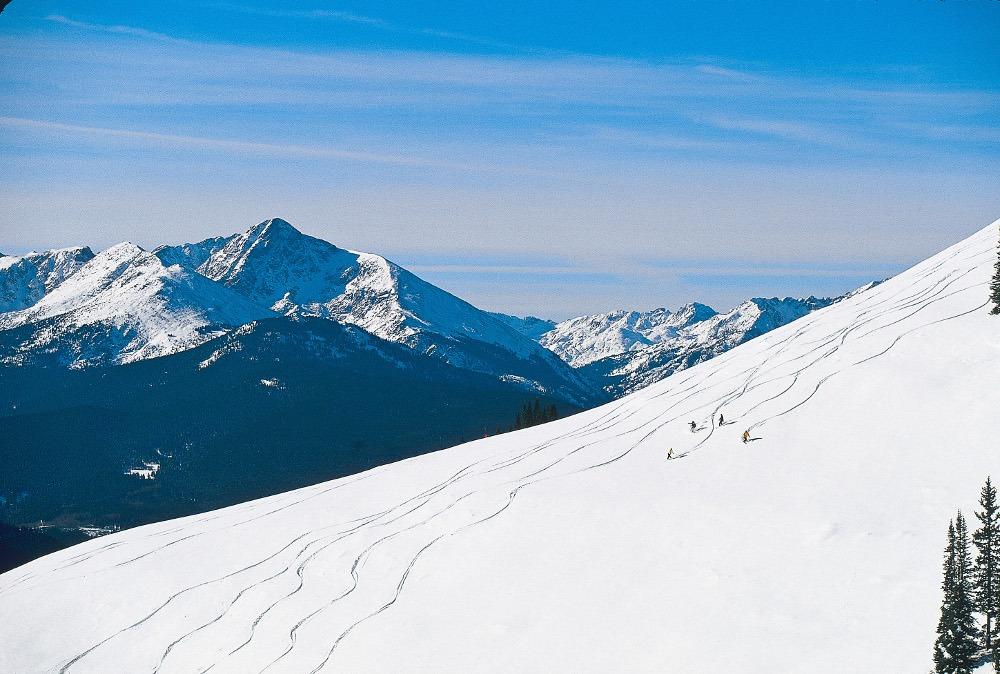 Famous Swiss Alps Skiing Resorts