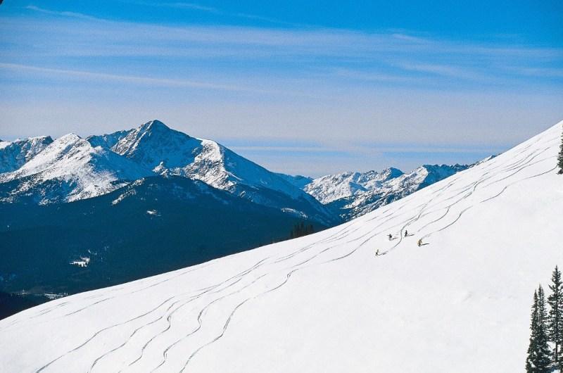 Vail mountain tour