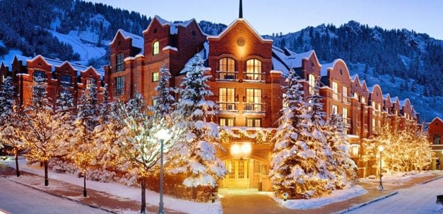 aspen st. regis resort
