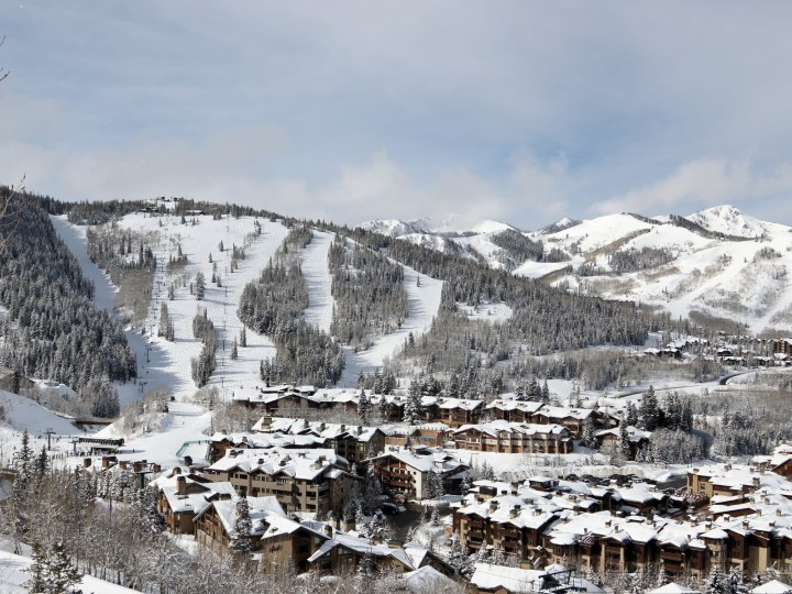 deer valley bought by KSL and Aspen Skiing Company owners