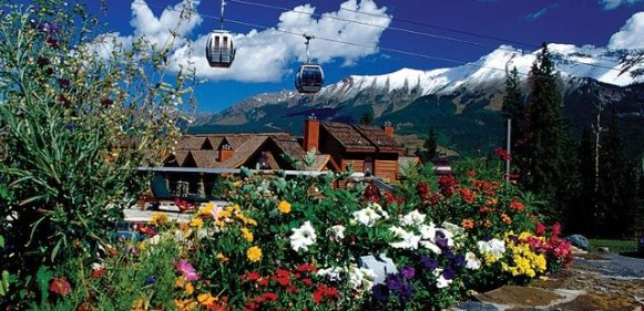 telluride mountain lodge