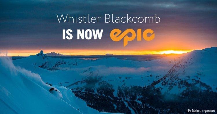 whistler epic pass