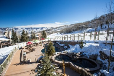 timberline pool snowmass, timberline hot tub snowmass