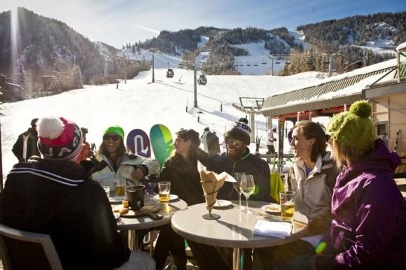 apres-ski aspen mountain, apres aspen mountain