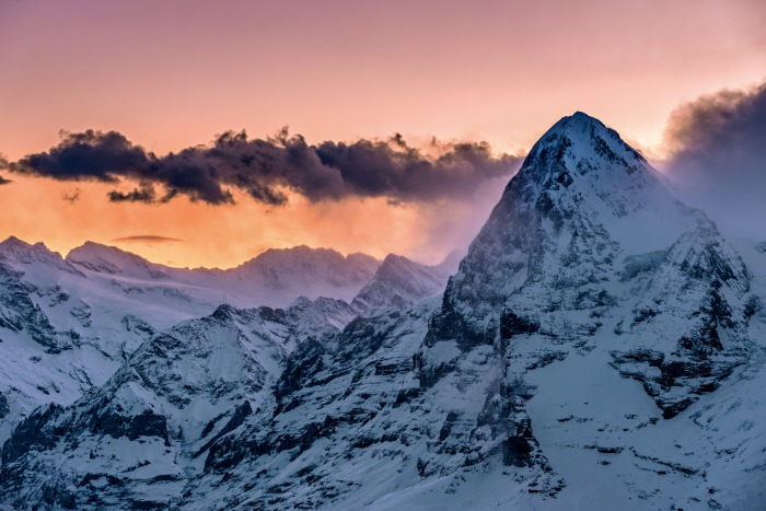 Eiger, Lauterbrunnen, Jungfrau, swiss alps, ski guide switzerland, skiing in switzerland