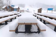 panorama snowfall, where is it snowing, where has it snowed