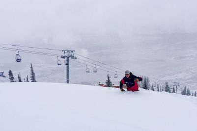 jackson hole snowfall, where is it snowing, where has it snowed