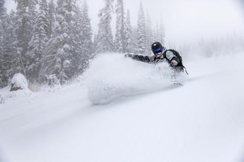 Where to ski La Nina