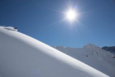best time to ski in Valle Nevado