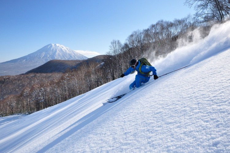 Ski Niseko Japan on your Ikon Pass