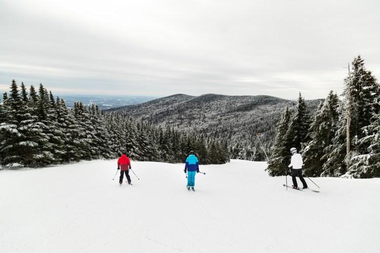 Vermont ski road trip
