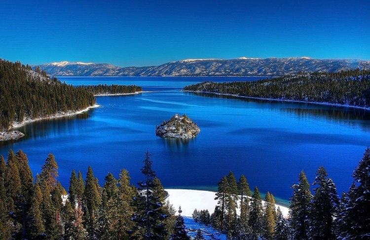 Lake Tahoe Emerald Bay Road Trip