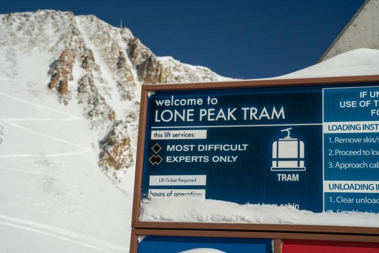 best ski resorts for Experts, big sky vertical drop