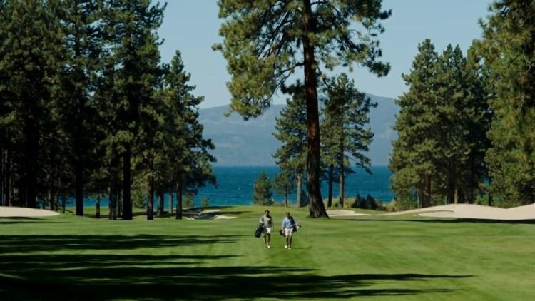 Edgewood Lake Tahoe golf vacation